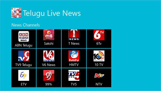 Get Telugu Live News - Microsoft Store