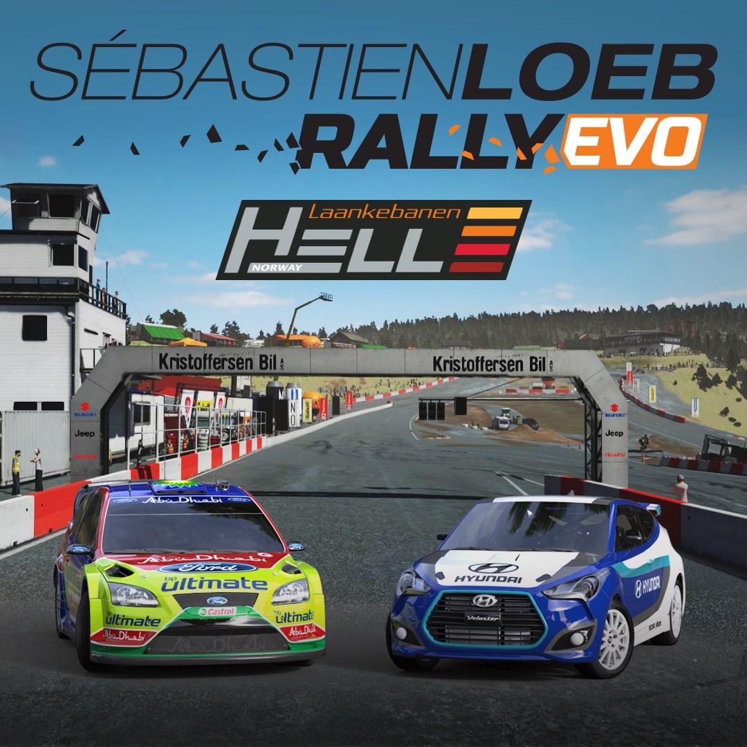 Sébastien Loeb Rally EVO – Rallycross Pack