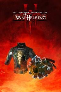 Carátula del juego Van Helsing III: Constructor Epic Item Set