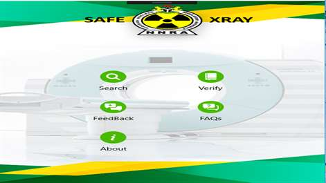 NNRA SAFE X-RAYS Screenshots 1