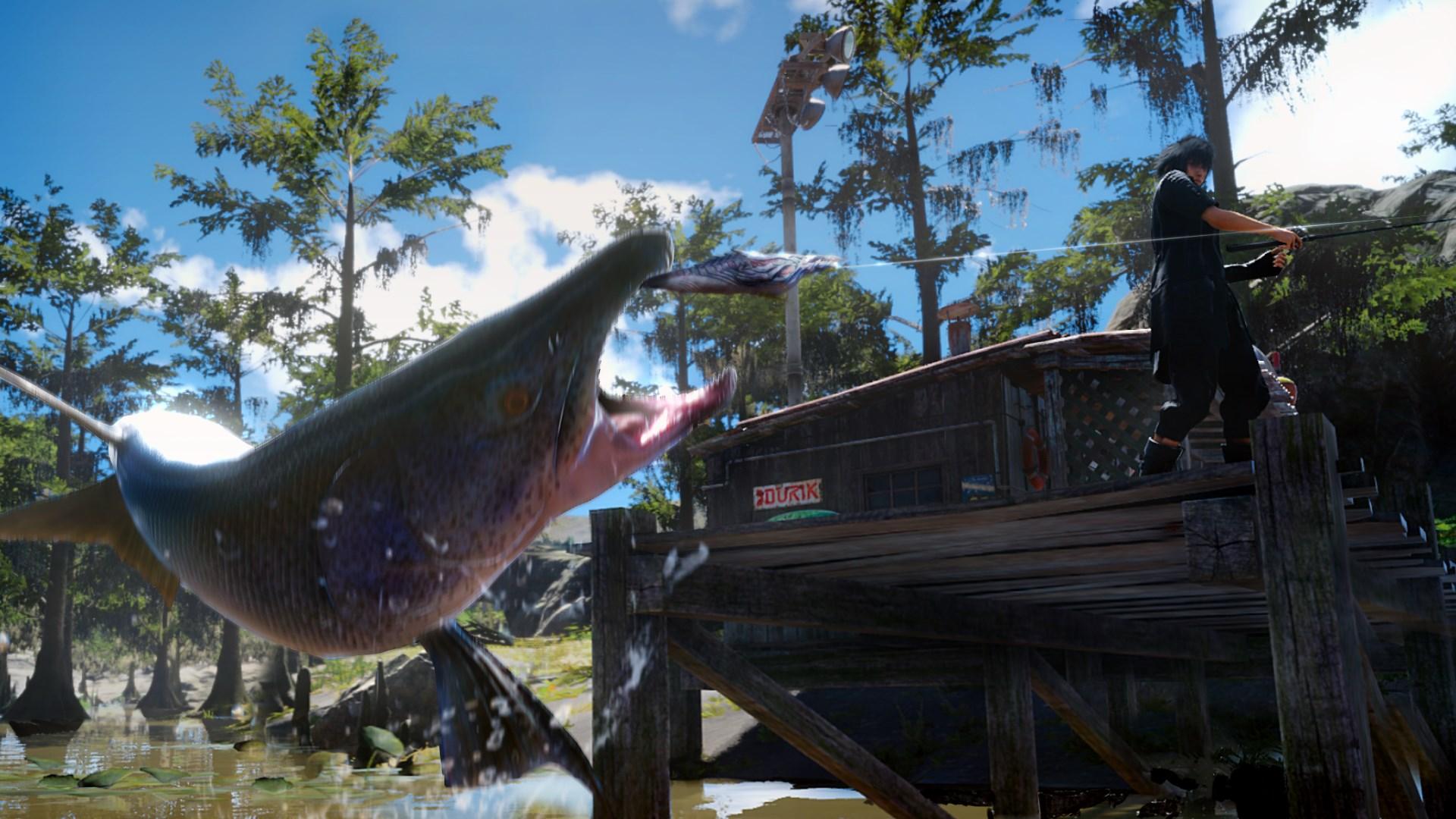 Item: Angler Set