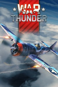 Carátula del juego War Thunder - Bostwick's P-47M-1-RE Thunderbolt Pack