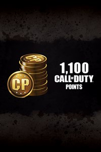 1,100 Call of Duty®: Black Ops III Points