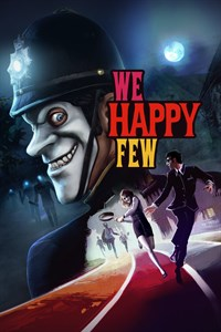 Carátula del juego We Happy Few