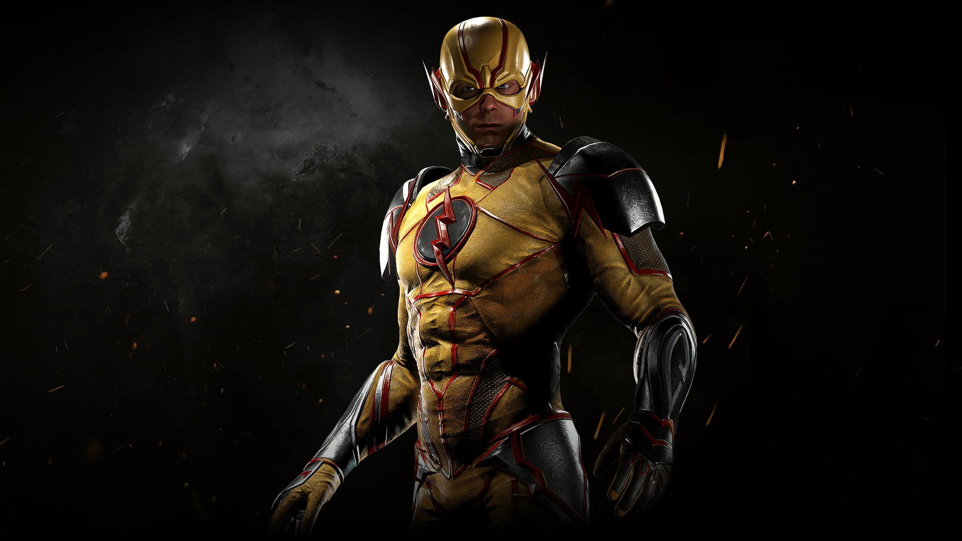 Ekskluzywna skórka Reverse Flasha