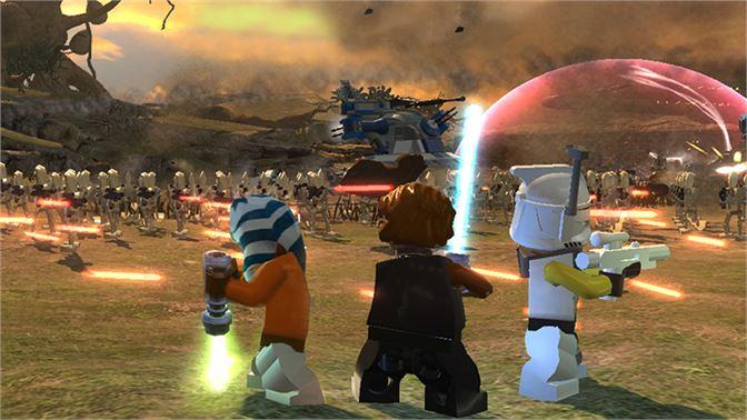 Buy Lego Star Wars Iii Microsoft Store