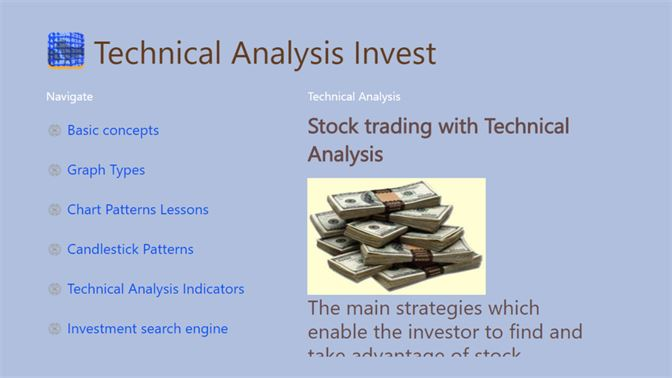 Get Investment Course - Stock Market Technical Analysis