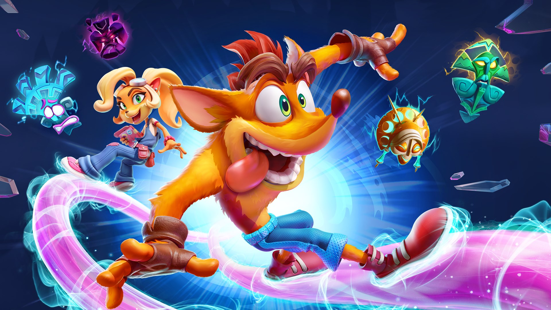 Buy Crash Bandicoot™ 4: It's About Time - Microsoft Store