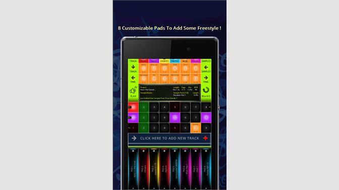Get BeatDrops Beat Maker - Microsoft Store