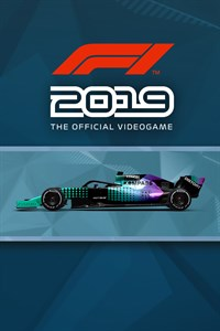F1® 2019 WS: Car Livery 'KOMPASS - Dot'