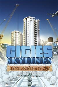 Cities: Skylines - Carols, Candles and Candy (Win 10)