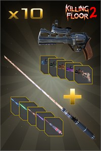 Carátula del juego Grim Treatments Weapon Bundle