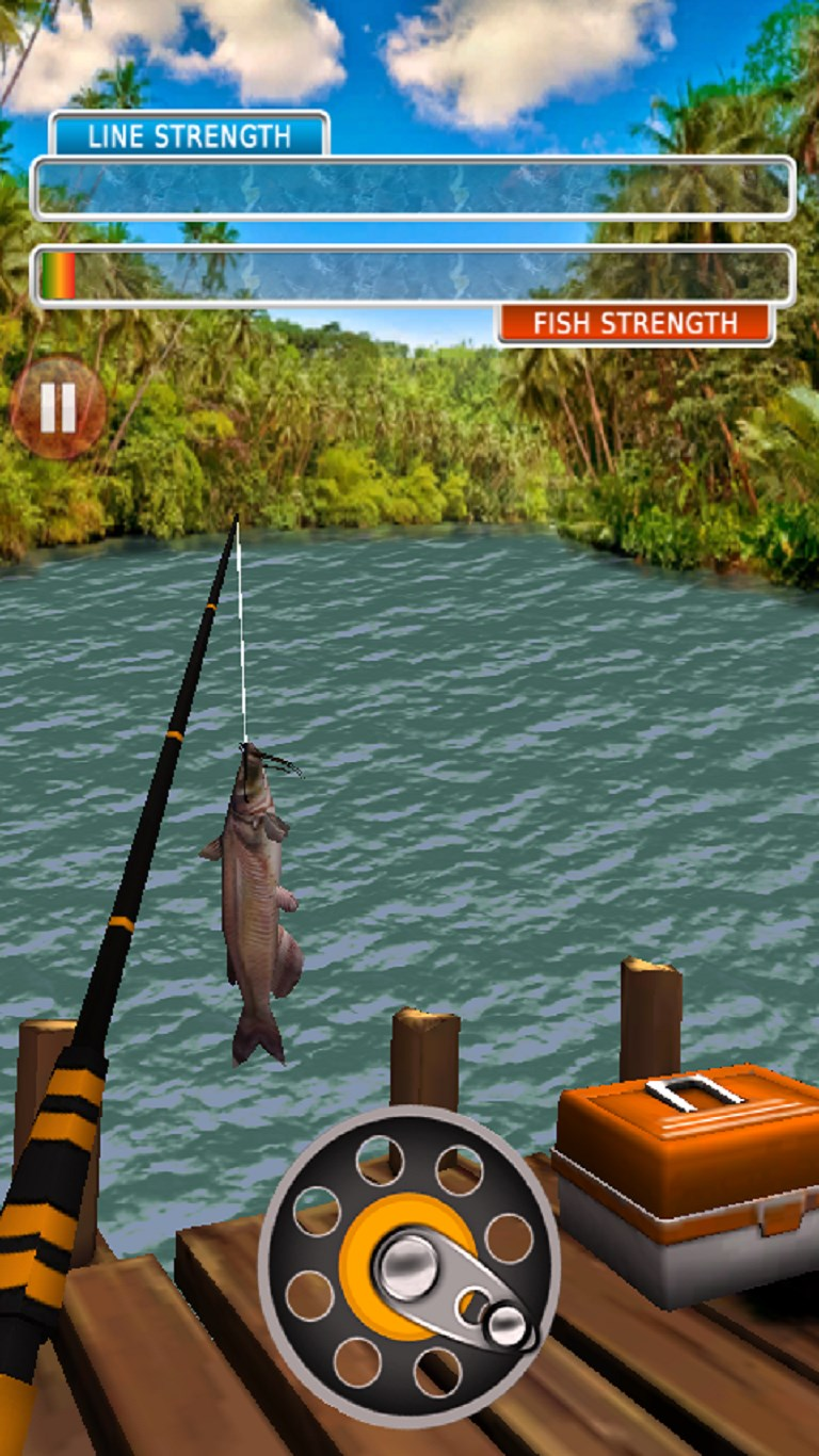 Real Fishing Ace Pro Wild Trophy Catch 3D