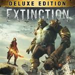 Extinction: Deluxe Edition Logo