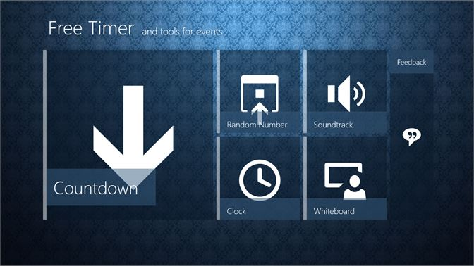 Get Free Timer - Microsoft Store