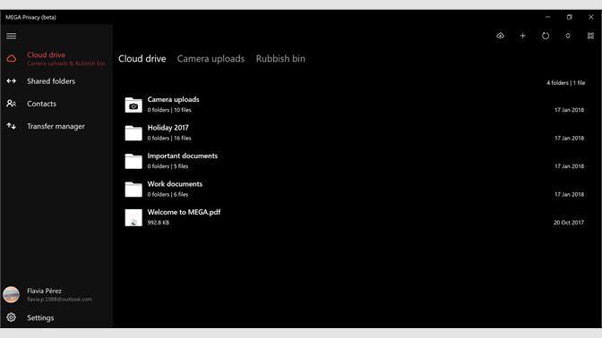 Get MEGA Privacy - Microsoft Store