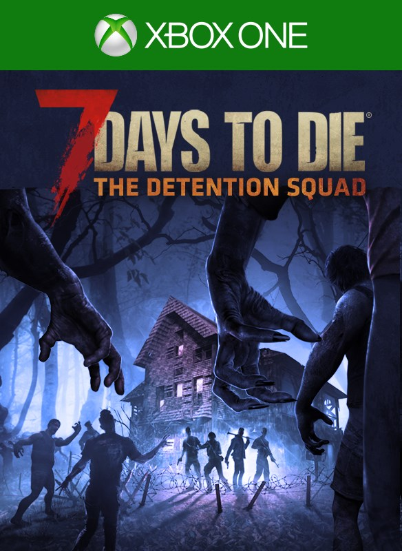Скриншот №1 к 7 Days to Die - The Detention Squad