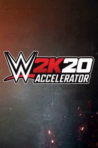 Carátula del juego WWE 2K20 Accelerator