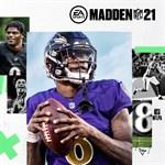 Madden NFL 21 Xbox One & Xbox Series X|S Logo