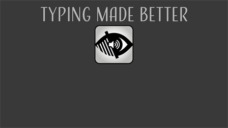 bf9397558ad typing made better, add sounds, beeps, text expansion, large type support  and much more.
