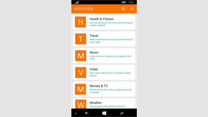 Get Appstoide - Microsoft Store