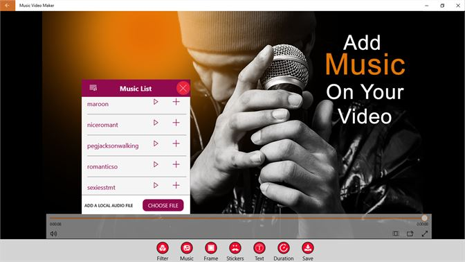Get Music Video Maker - Microsoft Store