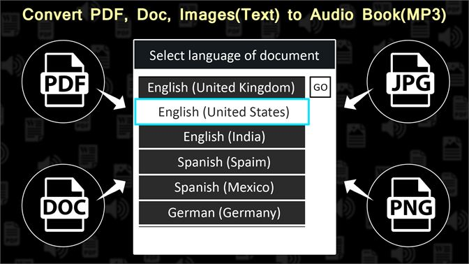 Get AUDIO BOOK MAKER : OCR AND TEXT READER - Microsoft Store