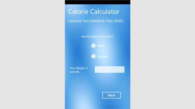 cat calorie calculator