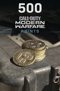 500 Call of Duty®: Modern Warfare® Points