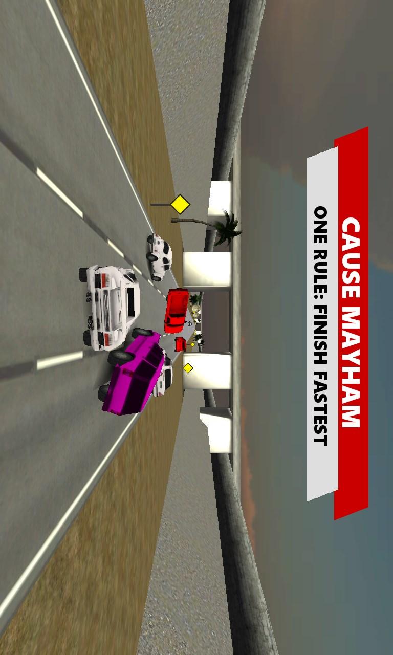 Traffic Race 3D 2 WP8