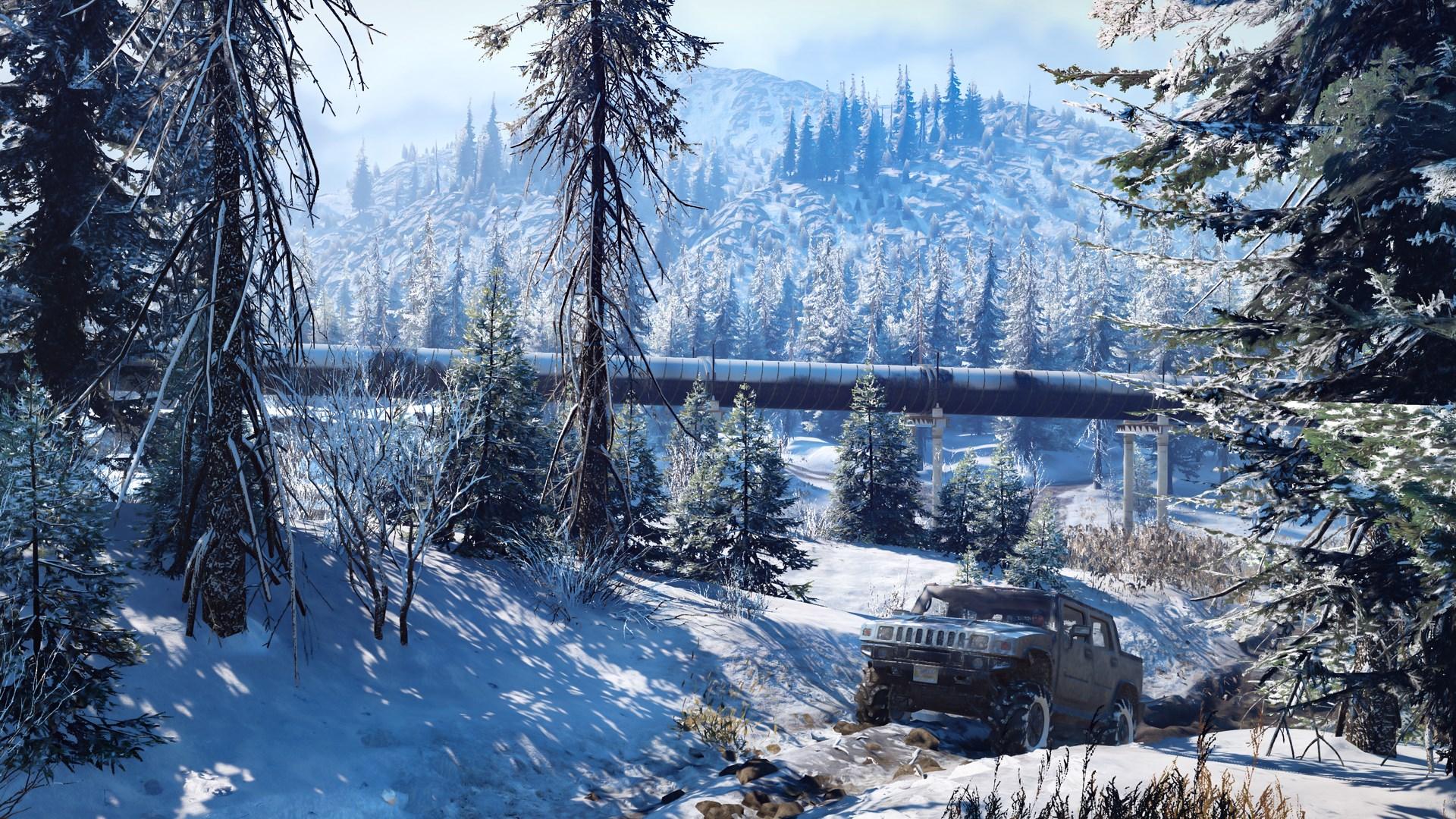 Скриншот №14 к SnowRunner - Premium Edition