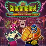 Guacamelee! Super Turbo Championship Edition Logo