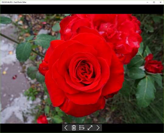 Fast Photo Sifter screenshot 1