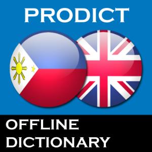 Filipino English dictionary ProDict Free