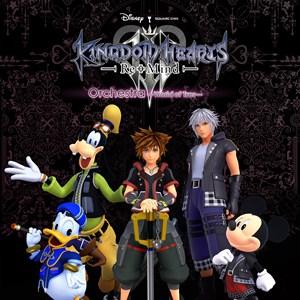 KINGDOM HEARTS Ⅲ Re Mind + CONCERT VIDEO (WW) Xbox One