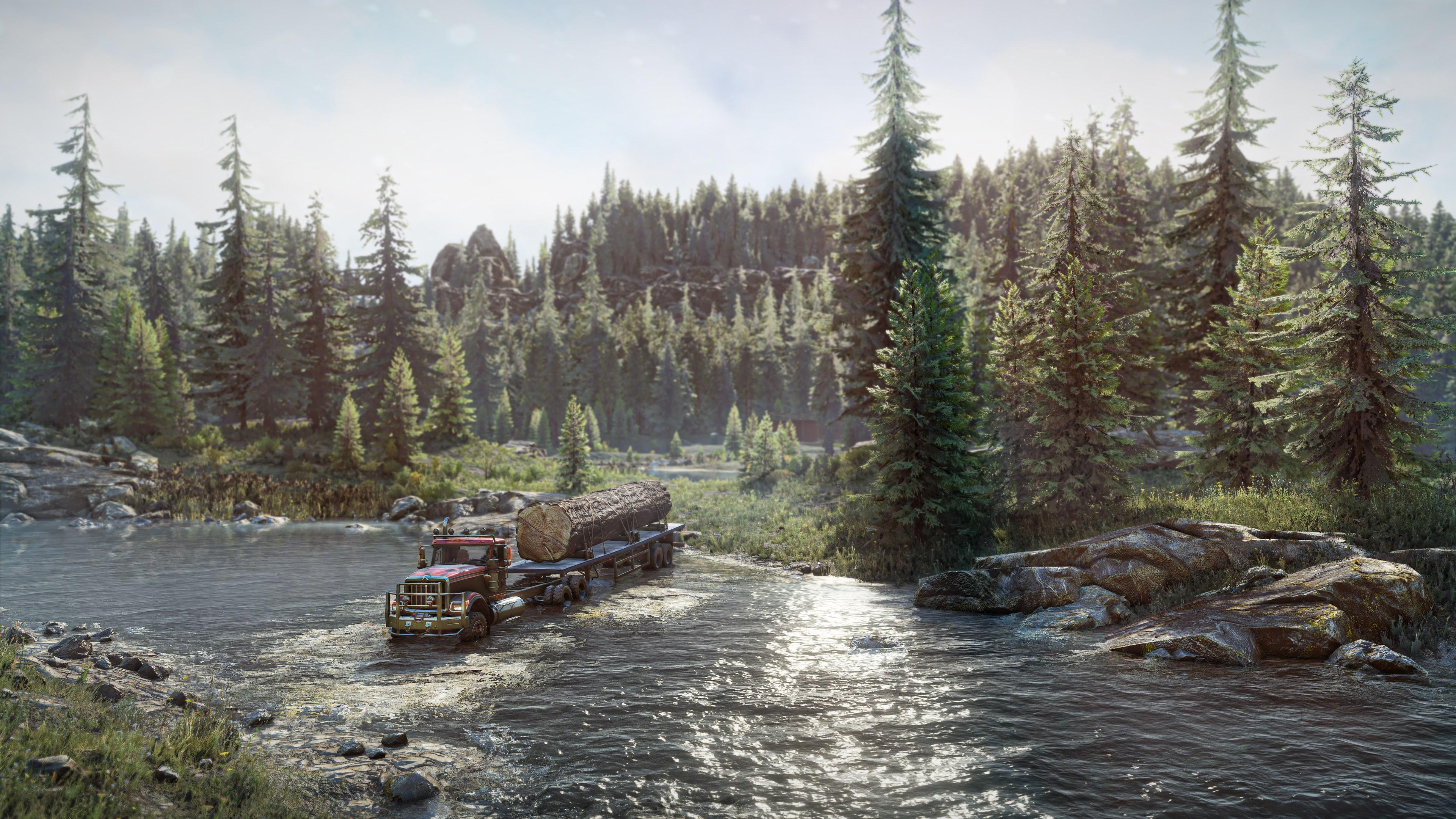 Скриншот №9 к SnowRunner - Anniversary DLC