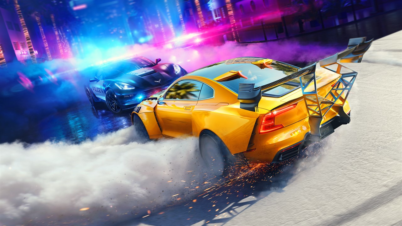 Buy Need For Speed Heat Microsoft Store En Ca