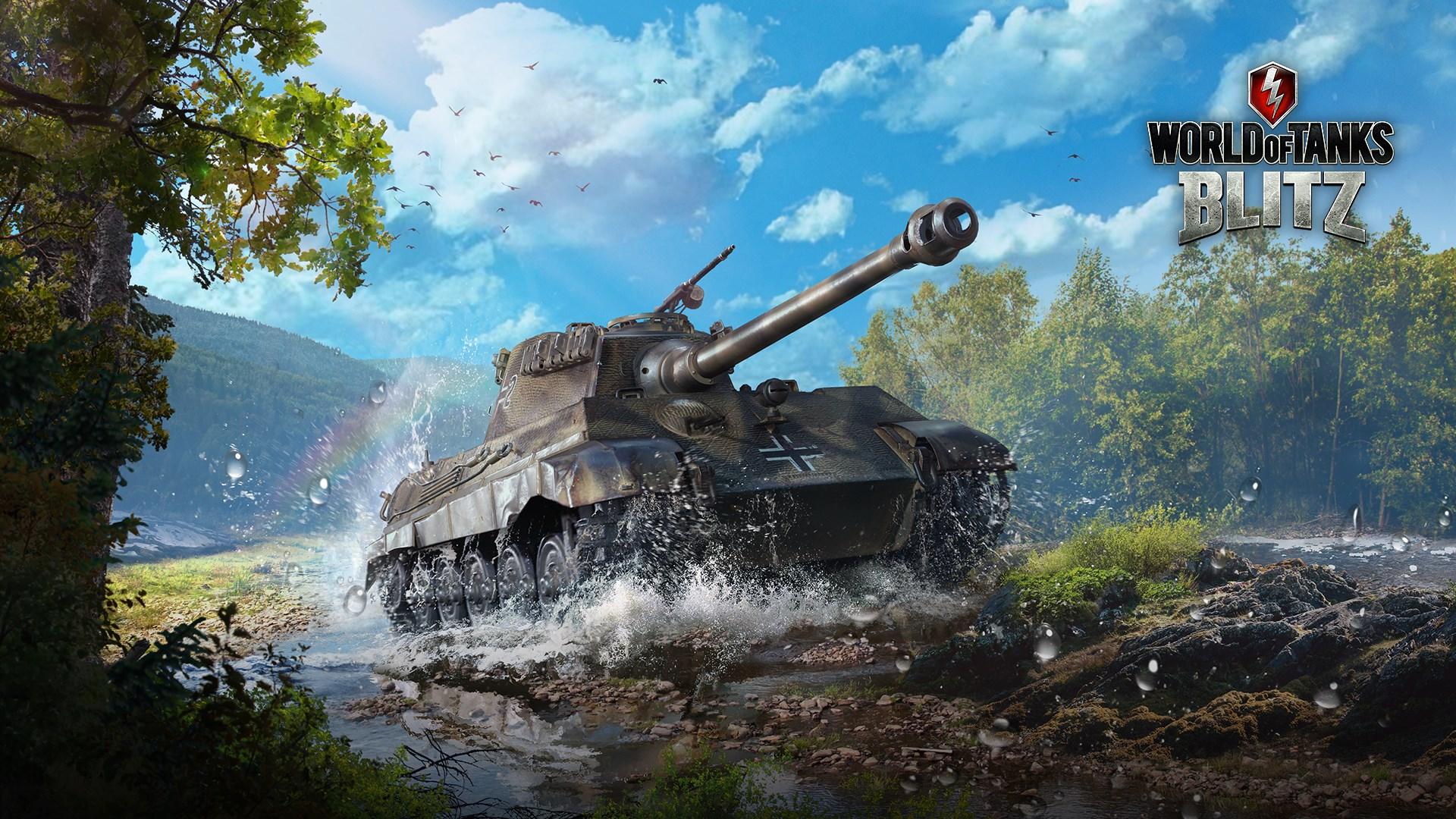 Get World Of Tanks Blitz Microsoft Store