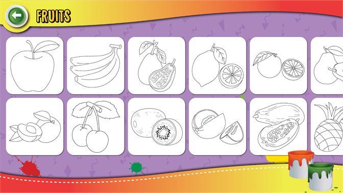الحصول على Kids Coloring Book Coloring Fun Microsoft Store في Ar Tn