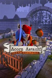 Carátula del juego Acorn Assault: Rodent Revolution