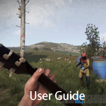 RUST Game Beginners Guides Logo