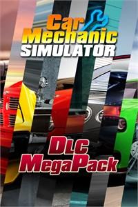 Carátula del juego Car Mechanic Simulator - DLC MegaPack