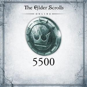 The Elder Scrolls Online: 5500 Crowns Xbox One