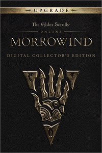 The Elder Scrolls Online: Morrowind Collector's Edition Upgrade