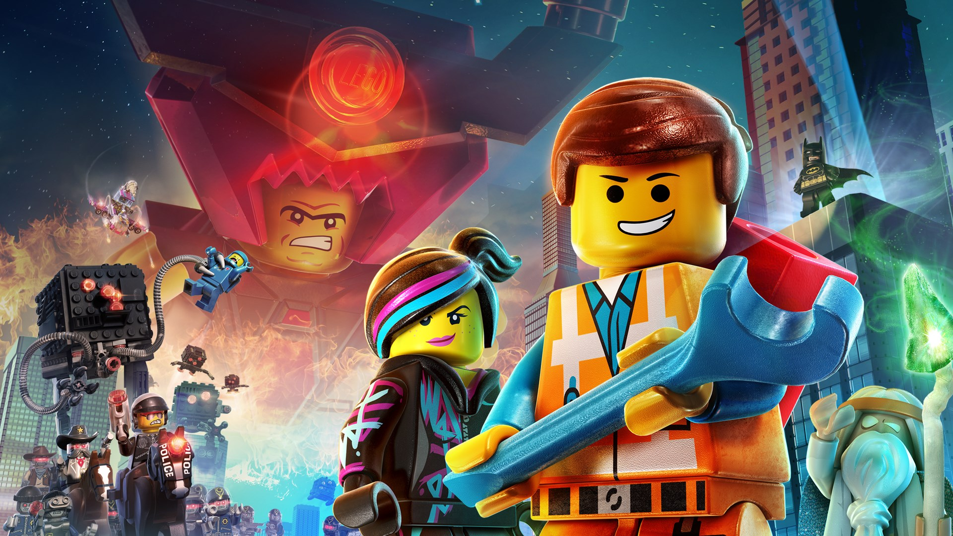 The LEGO® Movie Videogame: Wild West Pack
