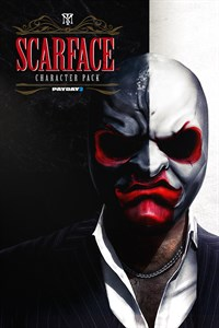 PAYDAY 2: CRIMEWAVE EDITION - Pacote de Personagens de Scarface