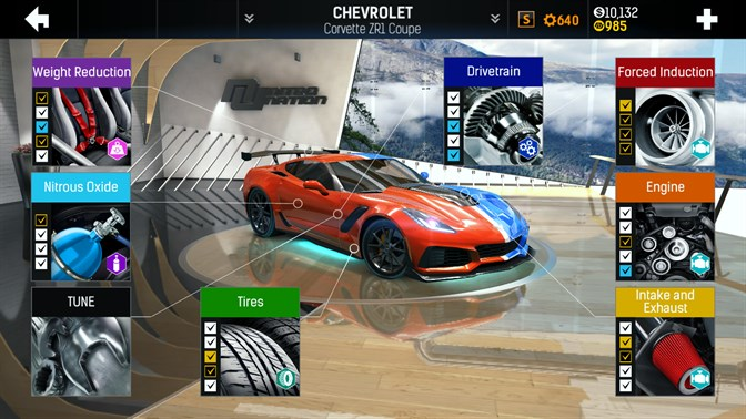 nitro nation best cars for each level Nitro Nation Al - Microsoft Store tr-TR