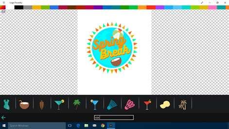 Logo Foundry Screenshots 2