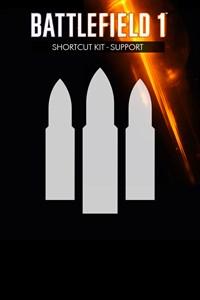 Kit de atajos de Battlefield™ 1: lote Apoyo