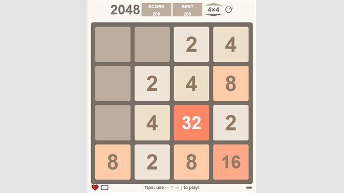 Get ! 2048 ! - Microsoft Store